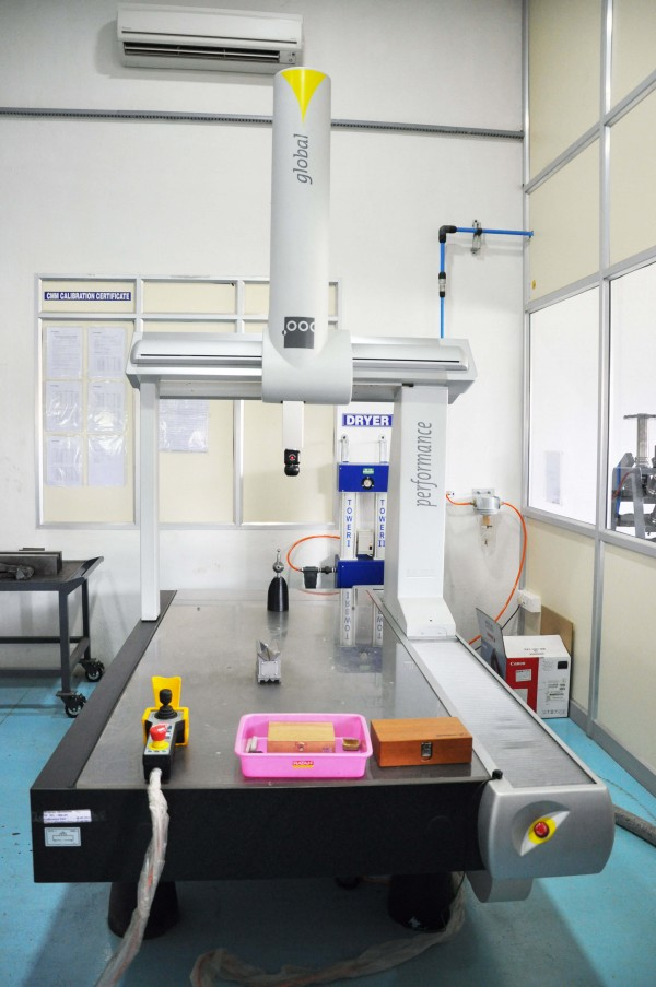 Co-ordinate Measuring Machine